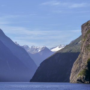berge am milford sound