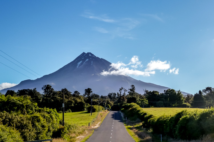 egmont nationalpark mount taranaki