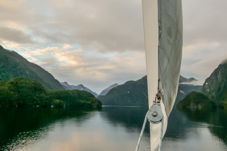 fjordland nationalpark doubtful sound